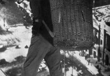 3. Jan Wilkowski jako Jean w Guignolu w tarapatach, Lalka 1956